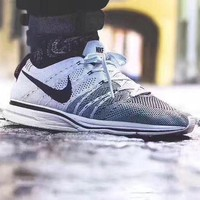 PEAP9IW Nike Flyknit Trainer Running Shoes AH8396-100