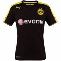 Dortmund Jersey Away ( Adult sizes M and XL only)