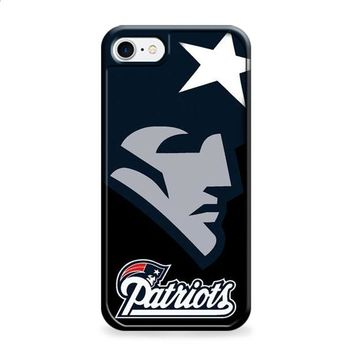 New England Patriots Logo Black Background iPhone 6 | iPhone 6S case