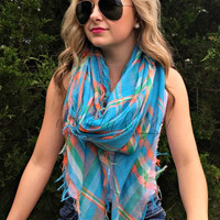 SPIRIT OF SUMMER SCARF
