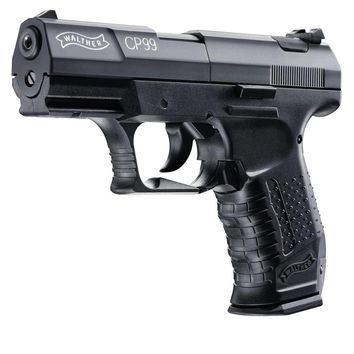 Walther CP99 Air Gun 8 Shot Rotary Black