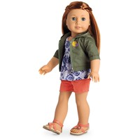 Explore the Outdoors Outfit for 18-inch Dolls
