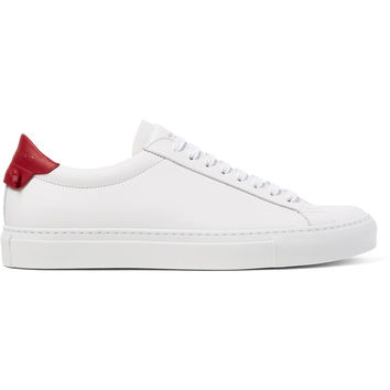 Givenchy - Urban Street Two-Tone Leather Sneakers