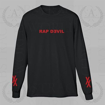 MGK RAP DEVIL Adult Unisex LS T Shirt