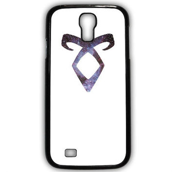 The mortal instrument logo Galaxy Samsung Galaxy Note 3 4 Galaxy S3 S4 S5 S6Case