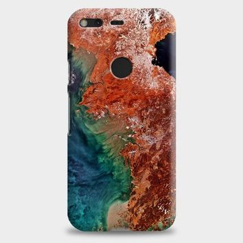 Red Marble Google Pixel 2 Case | casescraft