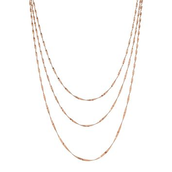 Twisted Magic Chain Necklace