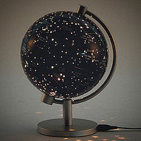 Illuminated Stars And Constellations Globe