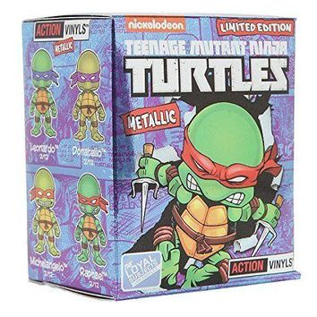 Loyal Subjects TMNT Blind Box Metallic Edition 39889
