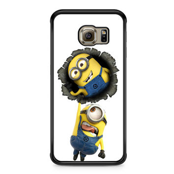 Minions Samsung Galaxy S6 Edge case