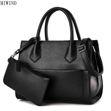Women bag Women leather handbags  Famous Designer New Handbag Shoulder Ladies Bag Messenger Bags Bolsa Feminina TTY505