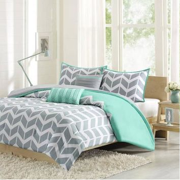 Home Essence Apartment Darcy Bedding Comforter Set - Walmart.com