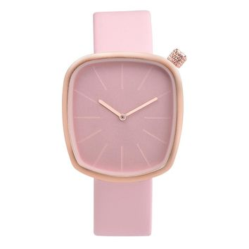 Mod Style Colorful Wrist Watch