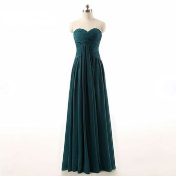 New Spring Made Long Prom Dresses Prom Gown