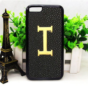 HERMES BLACK IPHONE 6 | 6 PLUS | 6S | 6S PLUS CASES