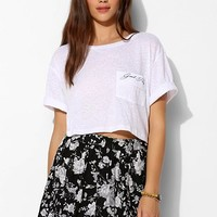 Good Times Cropped Tee - Urban Outfitters