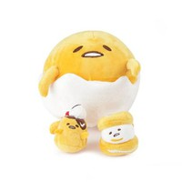 Gudetama Secret Plush Buddies