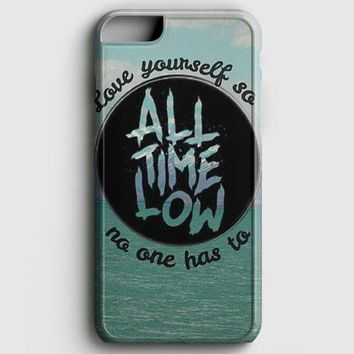 All Time Low Collage iPhone 6/6S Case
