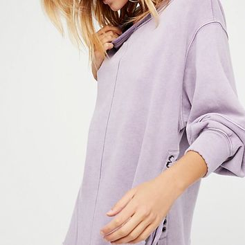 Long Beach Pullover Tunic