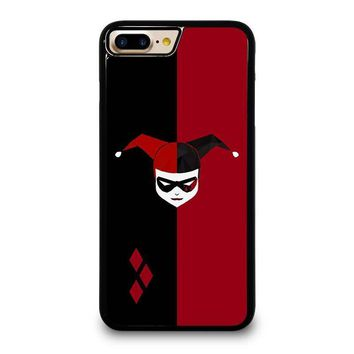 harley quinn icon iphone 4 4s 5 5s se 5c 6 6s 7 8 plus x case  number 2