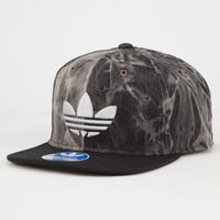 Adidas Materialize Mens Snapback Hat Black One Size For Men 26541810001