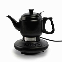 ONETOW Kung fu tea stainless steel electric teapot kettle electric heating kettle dry iopened bubble kettle stainless steel