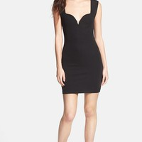 MINKPINK Ponte Knit Body-Con Dress