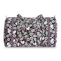 Mickey Mouse Meets Birdie Large Duffle Bag by Vera Bradley
