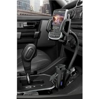 Capdase Car Lighter Cradle Mount Charger for iPhone 4 Mobile GPS by Koolertron