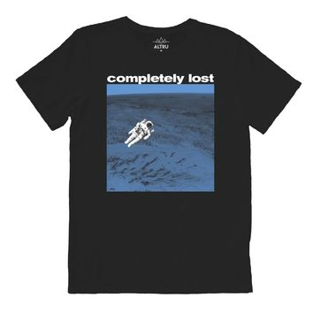 Completely Lost graphic tee by Altru Apparel