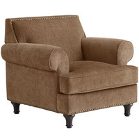 Carmen Chair - Toasted Pecan