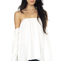 Mila Off Shoulder Top $22