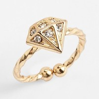 BP. Adjustable Midi Ring (Juniors)
