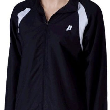 Prince Competition Women's Jacket - Black/White