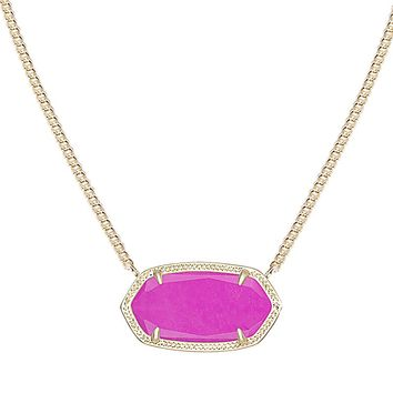 Dylan Pendant Necklace in Magenta Magnesite - Kendra Scott Jewelry