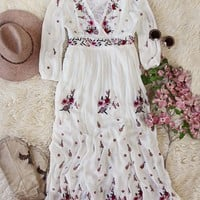 Thunder & Rose Maxi Dress