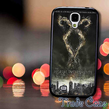 The Mortal Instruments City,Accessories,Case,Cell Phone, iPhone 4/4S, iPhone 5/5S/5C,Samsung Galaxy S3,Samsung Galaxy S4,Rubber,26/11/16/Rk