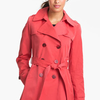 DKNY Trench Coat (Online Only)