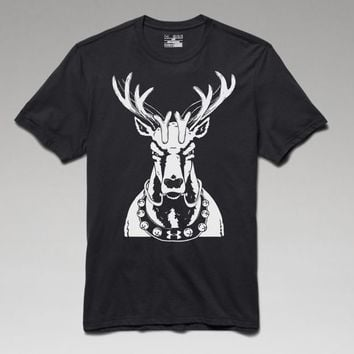 Men's UA Angry Reindeer T-Shirt | Under Armour US
