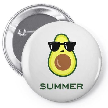 avo summer Pin-back button