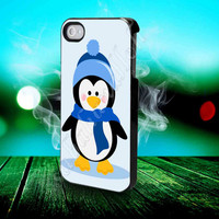 Skin Penguin - for iPhone 4/4s, iPhone 5/5S/5C, Samsung S3 i9300, Samsung S4 i9500 Hard Case