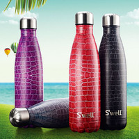 500ML Stainless Steel Alligator Water Bottle