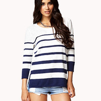Nautical Striped Sweater