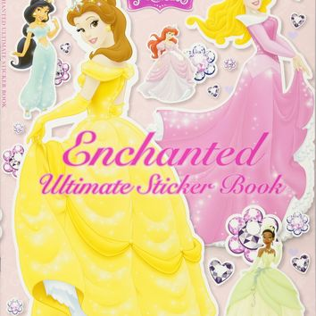 Disney Princess Enchanted Ultimate Sticker Book (Disney Princess)