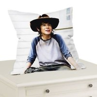 "Carl Grimes Decorative Throw Pillow Case Cushion 16 ""18"" 20"" Cover"