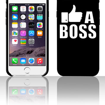 Like A Boss Thumbs Up 5 5s 6 6plus phone cases