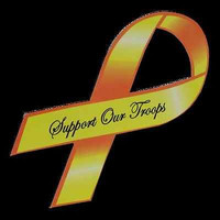 Car Magnets Support Our Troops USA Vehicle Decal American Military Patriot Pride
