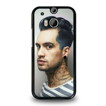 BRENDON URIE Panic at The Disco  HTC One M8 Case Cover
