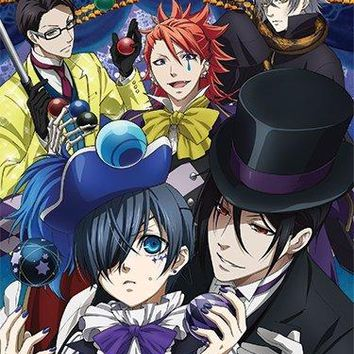 Great Eastern Entertainment Black Butler B.O.C. Group 1 Special Edition Wall Scroll