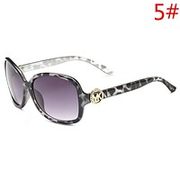 Michael Kors MK Fashion New Leopard Travel Leisure Sunglasses Women Men Eyeglasses
